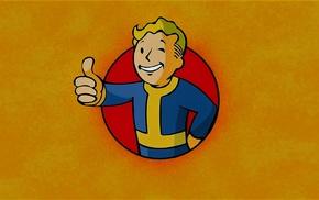 yellow, Fallout