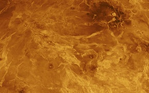crater, black, brown, NASA, space, Venus