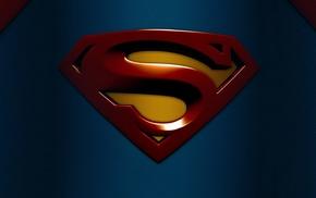 DC Comics, logo, Superman