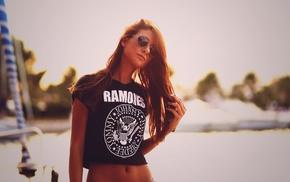 Ramones, girl