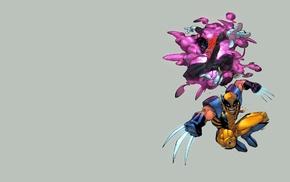 X, Men, Wolverine, Nightcrawler