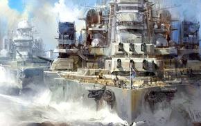 military, battleships