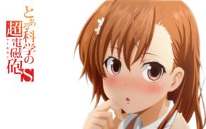 anime girls, blushing, To aru Majutsu no Index, To Aru Kagaku no Railgun, Misaka Mikoto