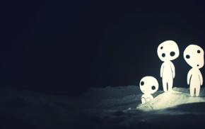 spirits, Princess Mononoke, anime