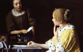 Johannes Vermeer, painting
