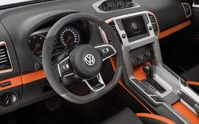 Volkswagen, car, dashboards