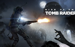 Rise of the Tomb Raider, DLC, zombies, PC gaming