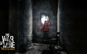 apocalyptic, war, This War of Mine