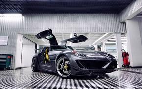 C63 AMG, car, Mercedes, Benz SLS AMG, Mansory