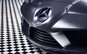 car, C63 AMG, Mercedes, Benz SLS AMG, Mansory