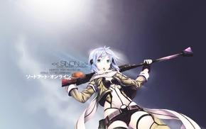 anime, anime girls, Asada Shino, Sword Art Online