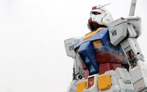 Gundam, Mobile Suit Gundam, robot, mech, RX, 78 Gundam
