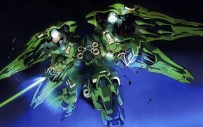 Unicorn Gundam, Gundam, mech