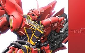 mech, Gundam, Sinanju