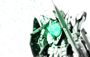 Mobile Suit Gundam 00, Gundam, Gundam 00 exia, mech