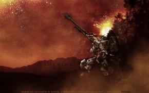 Gundam, Dynames, mech