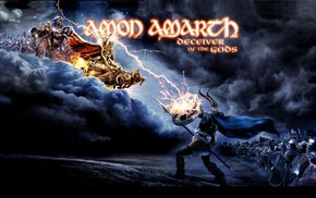 Fantasy Battle, viking death metal, viking metal, death metal, Amon Amarth, Vikings