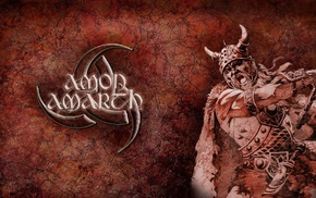 digital art, Fantasy Battle, viking death metal, death metal, Amon Amarth, viking metal