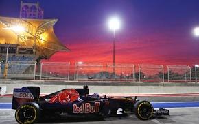 Red Bull Racing, Formula 1, Max Verstappen, Toro Rosso
