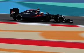 McLaren F1, Stoffel Vandoorne, Formula 1