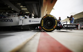 Williams F1, Formula 1