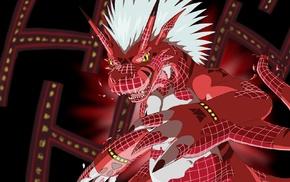 Digimon Tri, anime, Digimon, red