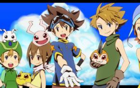 Digimon, Digimon Tri, anime