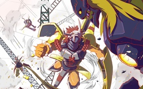 Digimon Tri, greymon, anime, Digimon