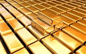 gold, metal
