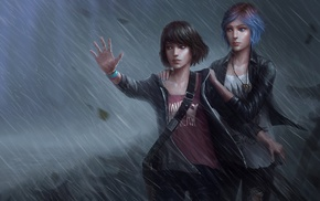 Life Is Strange, Chloe Price, Max Caulfield