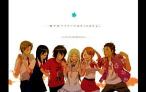 anime, Ano Hi Mita Hana no Namae wo Bokutachi wa Mada Sh
