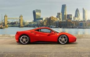 Ferrari, Ferrari 488 GTB, car