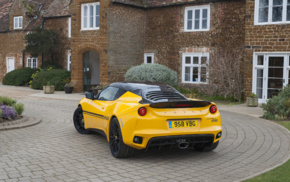 Lotus Evora, vehicle, car