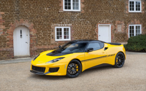 vehicle, car, Lotus Evora