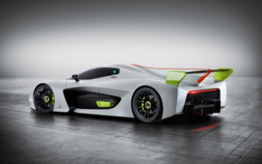 electric car, concept cars, Pininfarina H2 Speed, car, vehicle