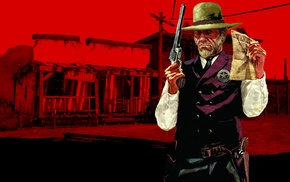 Marshal Johnson, Red Dead Redemption