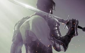 Dark Souls III, Dark Souls, Dark Souls II