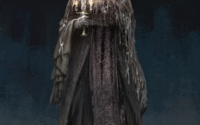 wax lady, Dark Souls, Dark Souls III, Dark Souls II