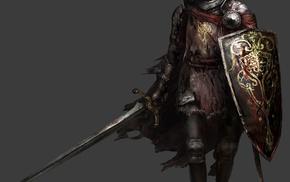 knight, Dark Souls II, Dark Souls III, Dark Souls