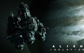 Alien movie, Aliens movie, concept art, video games, sevastopol, spaceship
