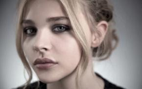 Chlo Grace Moretz, girl, blonde