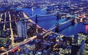 river, city