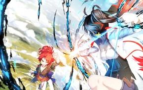 anime, anime girls