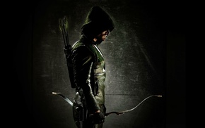 Stephen Amell, Green Arrow, Arrow, spotlights, DC Comics, TV